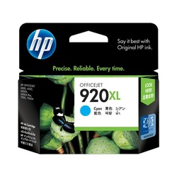 Hp Ink Cartridge 920XL Cyan
