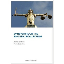 Darbyshire on the English Legal System 9ED