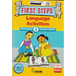 Moran First Steps Language Activities PP1