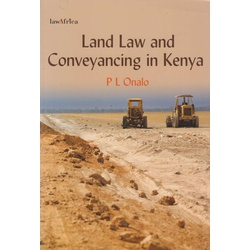 Land Law and Conveyancing