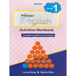 Queenex Premier English Grade 1 Activities Workbook