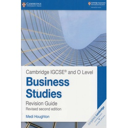 Cambridge IGCSE and O Level Business Studies Revision Guide