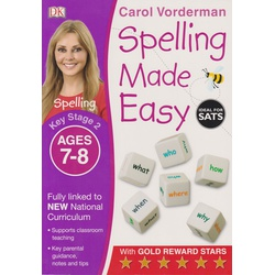 DK-Key Stage 2 Spelling Made Easy Ages 7-8