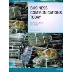 Business Communication Today 11th Pearson Horizon Editions