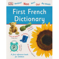 DK- First French Dictionary