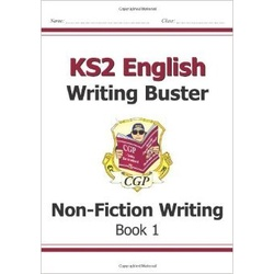 Key Stage 2 English Writing Buster: Non-fiction Writing Book 1
