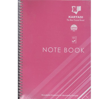 Notebook Perforated Ref484 A4