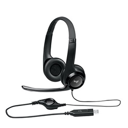 Logitech Headphone USB h390