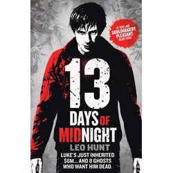 13 days of midnight (Hachette)