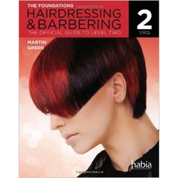 Foundations Hairdressing & Barbering 2 VRQ