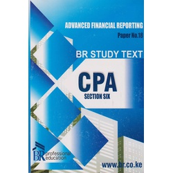 BR Study text CPA Section 6 PP no. 18 Advanced Financial Reporting