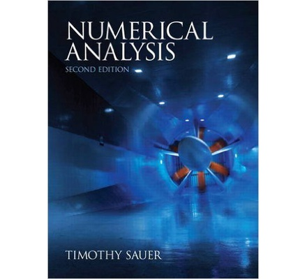 Numerical analysis (2nd edition): timothy sauer: 9780321783677.