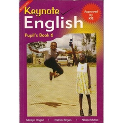 Keynote English Std 6