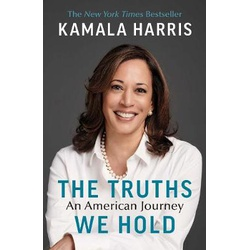 Truths We Hold - An American Journey by Kamala Harris - Paperback Version