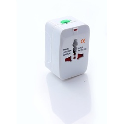 Universal Travel Adaptor with surge protection