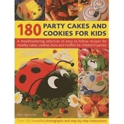 180 Party cakes and Cookies for kids