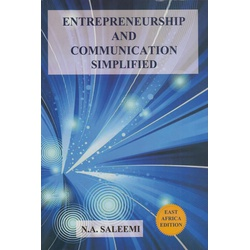 Entrepreneurship and Communication Simplified