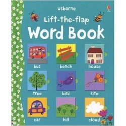 Usborne Lift-the-Flap Word Book
