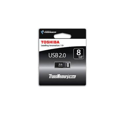 Toshiba Flash 8GB THNU08