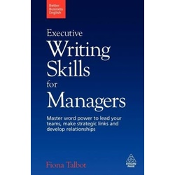 Executive Writing Skills for Managers