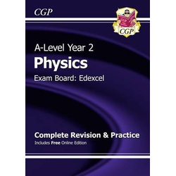 A-Level Year 2 Physics Complete Revision & Practice