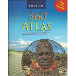 Oxford 360° Atlas for Primary Schools