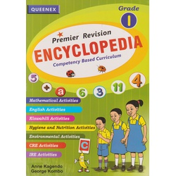 Queenex Premier revision Encyclopedia Grade 1