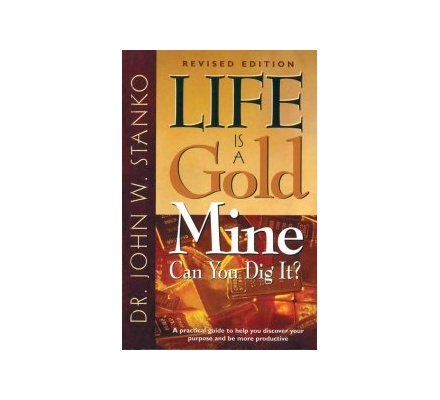 Mine book gold the