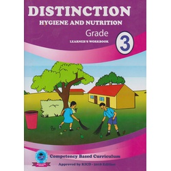 Distinction Hygiene and Nutrition GD3 (Approved)