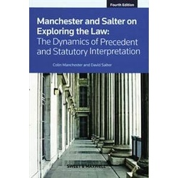Manchester and Salter on Exploring the Law 4ED