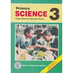 Primary Science Pupils' Book for standard 3