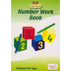 Number Work Book