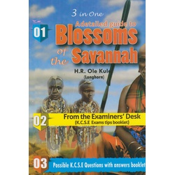 A Detailed Guide to Blossoms of the Savannah