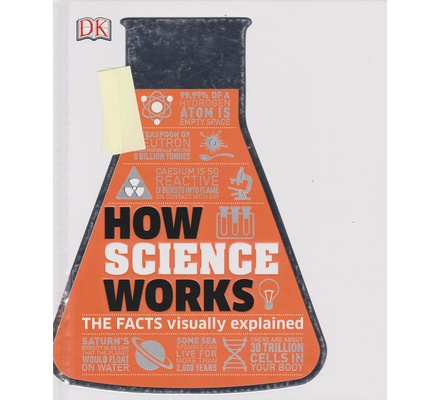 DK-How Science works: The facts visually explained
