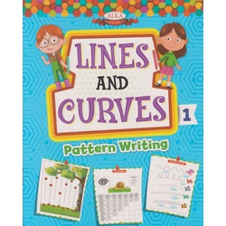 Alka Lines and Curves Pattern writing 1