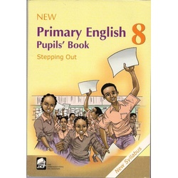 New Primary English Std 8