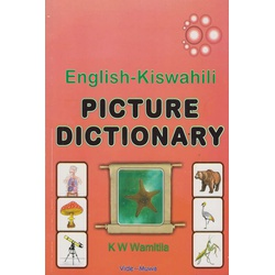English - Kiswahili Picture Dictionary