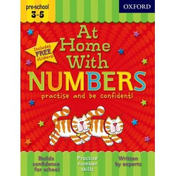 At Home with Numbers Pre-School 3-5