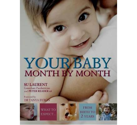 your baby month by month laurent su reader peter