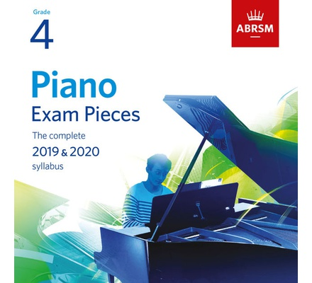 Piano Exam Pieces Grade 4 2019 & 2020