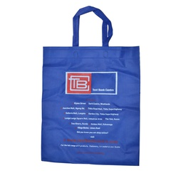 TBC Eco-Friendly Shopping bag 48X39X10cm 80gms