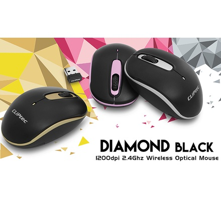Cliptec Diamond Wireless Mouse Cl-Mou-Rzs 854