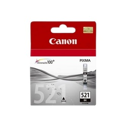 Canon Ink Cart Cli-521 Black