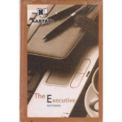 Kartasi Executive Notebook A6
