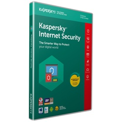 Kaspersky Internet Security 3 +1 User 2018
