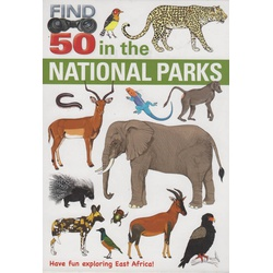 Find 50 in the National Parks