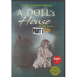 Doll's House Analysis P1 DVD (Climax)