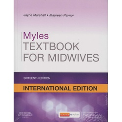Myles Textbook for Midwives 16ED (Elsevier)