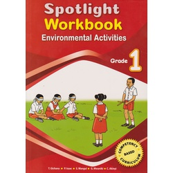 Spotlight Workbook Environmental Activities Grade 1
