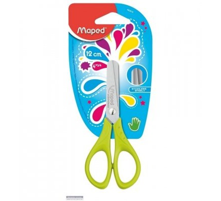 Maped Scissors 12cm Kidi cut 137702